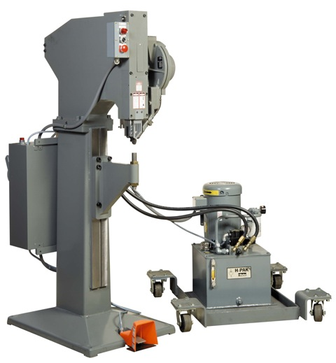 Hydraulic Riveting Machines | National Rivet
