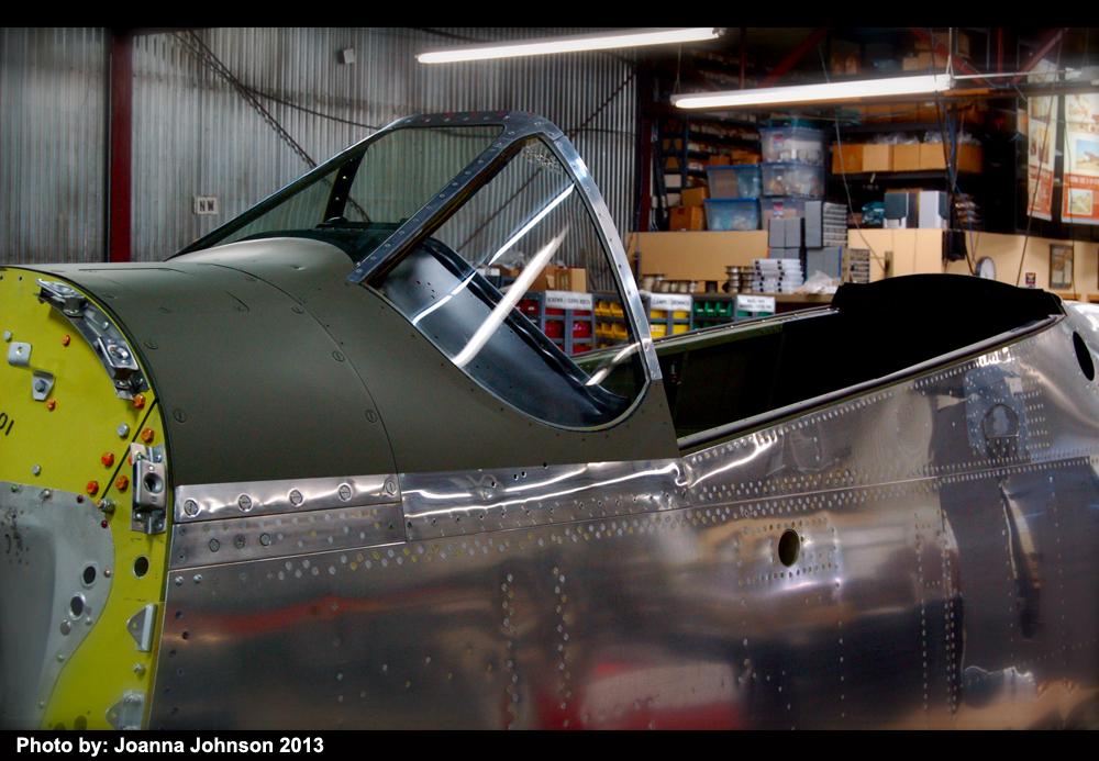 Custom Rivets Used In Vintage Aircraft Restoration
